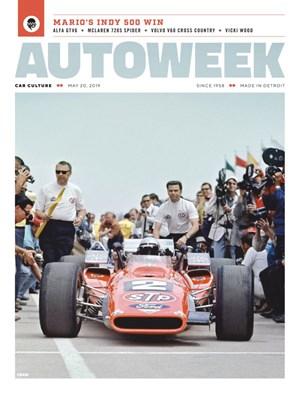 Autoweek Magazine | 5/20/2019 Cover