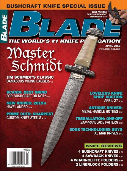 Blade Cover - 4/1/2019