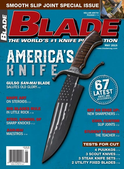 Blade Cover - 5/1/2019