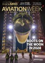 Aviation Week & Space Technology Magazine | 4/8/2019 Cover