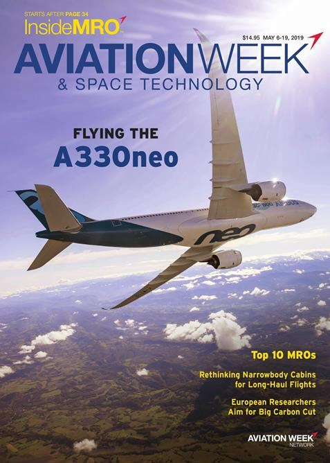 Best Price for Aviation Week & Space Technology Magazine Subscription
