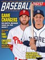 Baseball Digest Magazine | 5/2019 Cover
