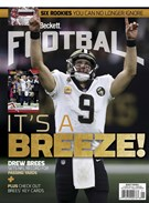 Beckett Football  Magazine 1/1/2019