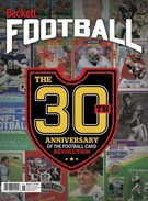 Beckett Football  Magazine 6/1/2019