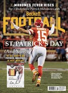 Beckett Football  Magazine 3/1/2019