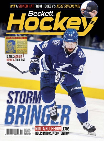 Beckett Hockey Cover - 5/1/2019
