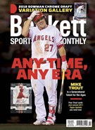 Beckett Sports Card Monthly Magazine 2/1/2019