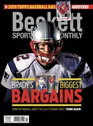 Beckett Sports Card Monthly Magazine 3/1/2019