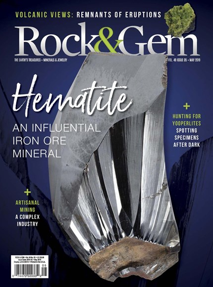 Rock & Gem Cover - 5/1/2019