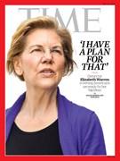 Time Magazine 5/20/2019