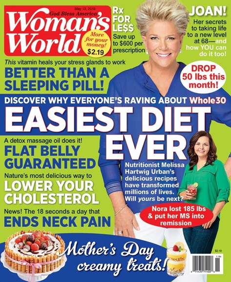 Woman's World Cover - 5/13/2019