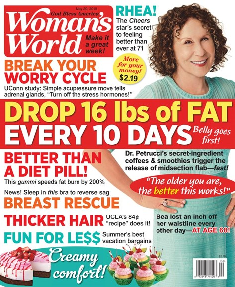 Woman's World Cover - 5/20/2019