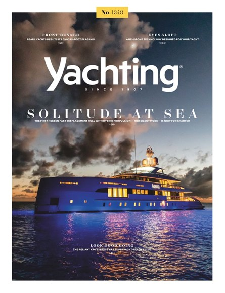 Yachting Cover - 4/1/2019