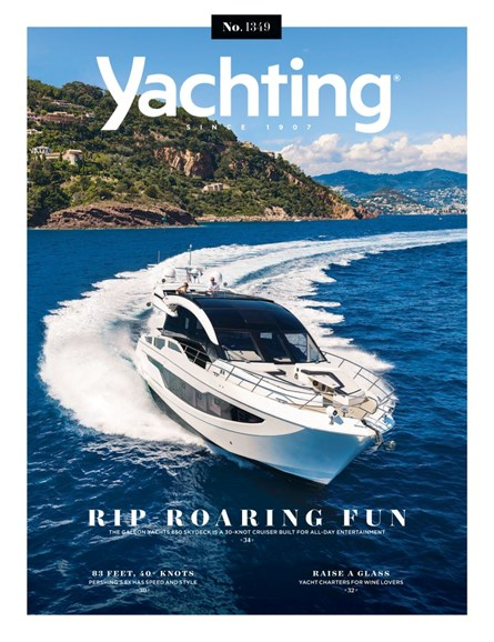 Yachting Cover - 5/1/2019