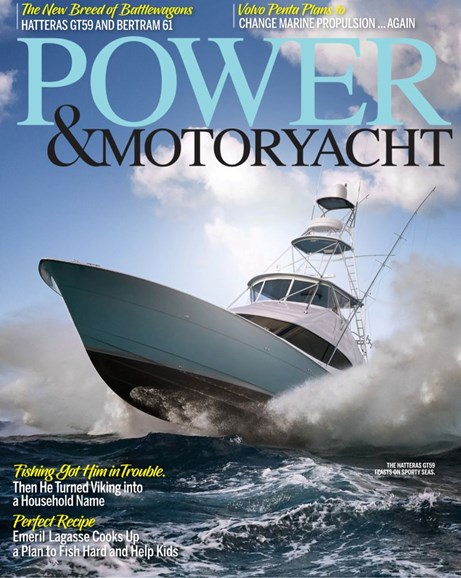 Power & Motoryacht Cover - 5/1/2019