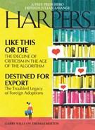 Harper's Magazine 4/1/2019