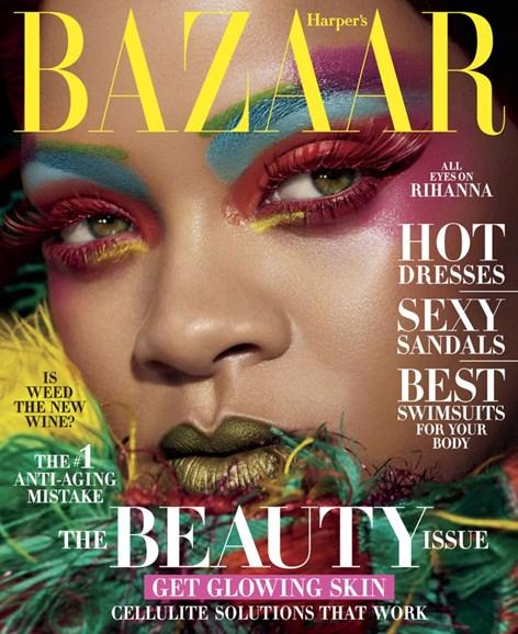Harper's Bazaar Cover - 5/1/2019