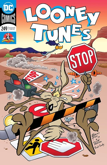 Looney Tunes Cover - 7/1/2019
