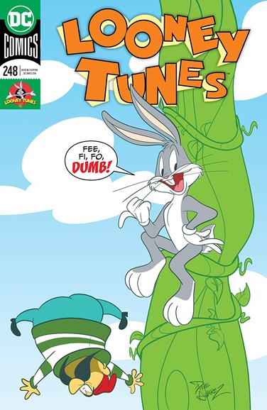 Looney Tunes Cover - 5/1/2019