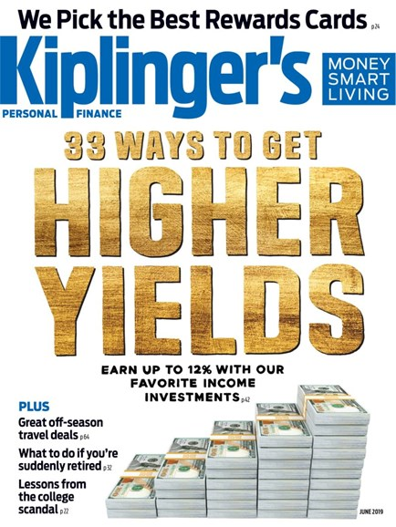 Kiplinger's Personal Finance Cover - 6/1/2019