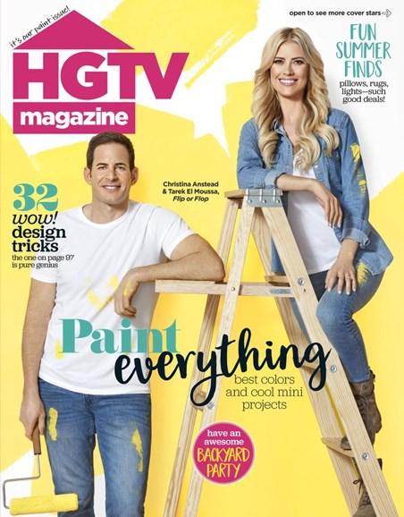 HGTV Cover - 6/1/2019