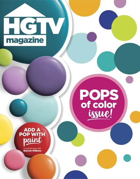 HGTV Cover - 5/1/2019