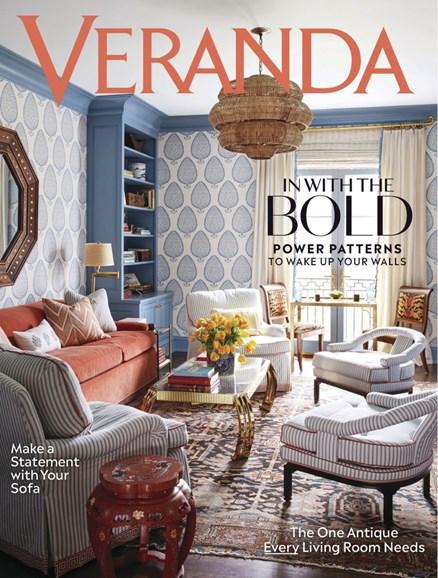 Veranda Cover - 5/1/2019