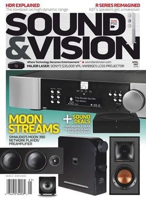 Sound & Vision Magazine | 4/2019 Cover