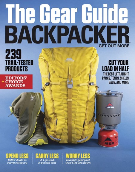 Backpacker Cover - 4/1/2019