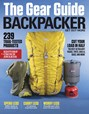 Backpacker Magazine | 4/2019 Cover
