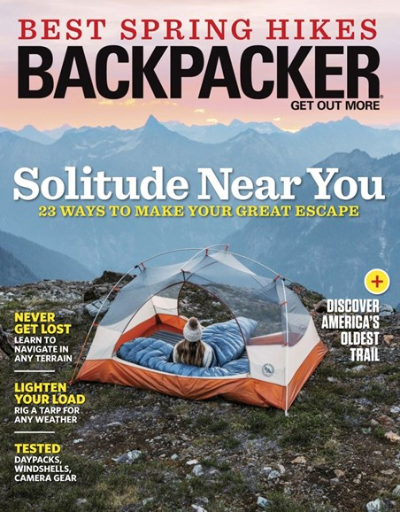 Backpacker Cover - 5/1/2019