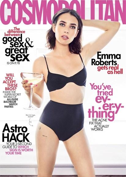 Cosmopolitan Cover - 6/1/2019