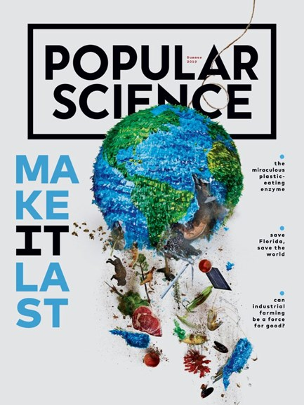 Popular Science Cover - 6/1/2019