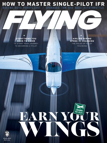 Flying Cover - 5/1/2019