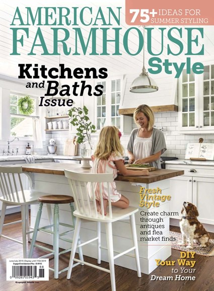 American Farmhouse Style Cover - 6/1/2019