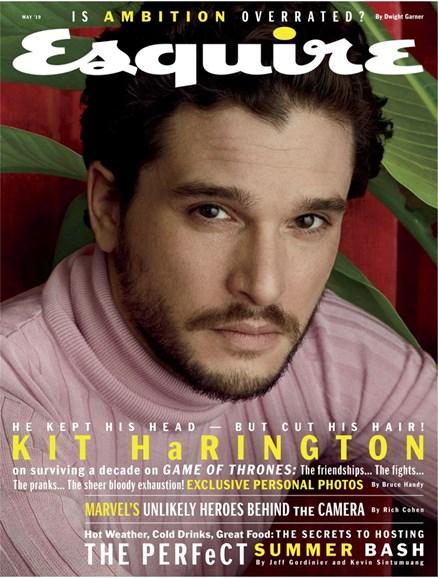 Esquire Cover - 5/1/2019