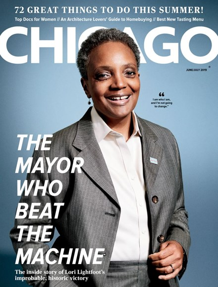 Chicago Magazine Cover - 6/1/2019