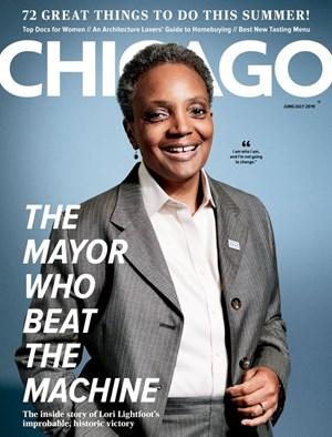 Chicago Magazine | 6/2019 Cover