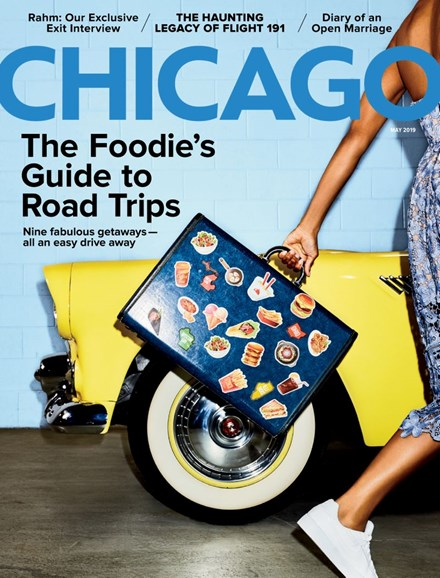Chicago Magazine Cover - 5/1/2019