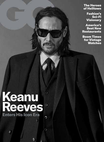 Gentlemen's Quarterly - GQ Cover - 5/1/2019