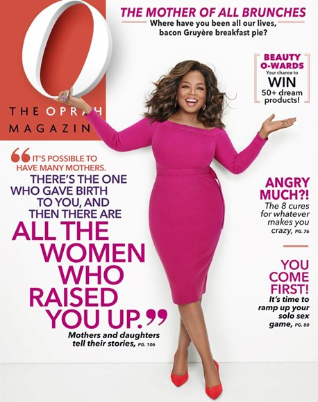 O The Oprah Cover - 5/1/2019