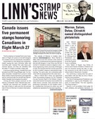 Linn's Stamp News Magazine 4/22/2019