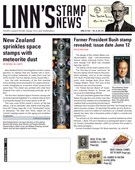 Linn's Stamp News Magazine 4/29/2019