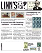 Linn's Stamp News Magazine 5/6/2019