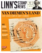 Linn's Stamp News Magazine 5/20/2019