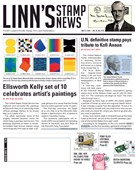 Linn's Stamp News Magazine 5/27/2019