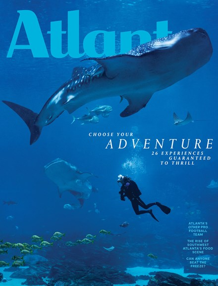 Atlanta Magazine Cover - 4/1/2019