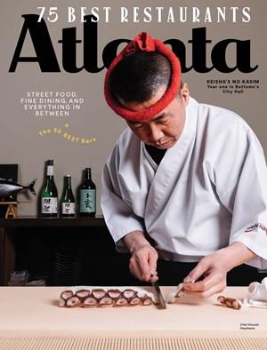 Atlanta Magazine | 6/2019 Cover