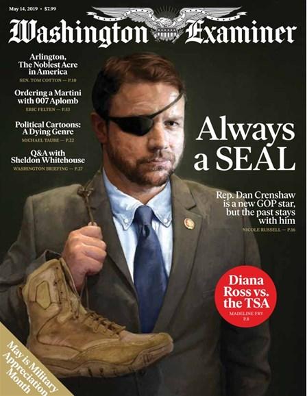 Washington Examiner Cover - 5/14/2019
