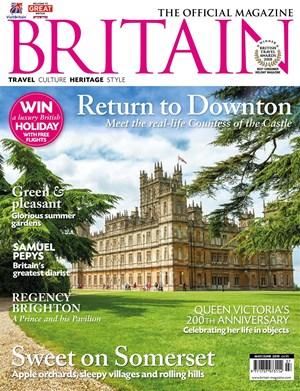Britain Magazine | 5/2019 Cover